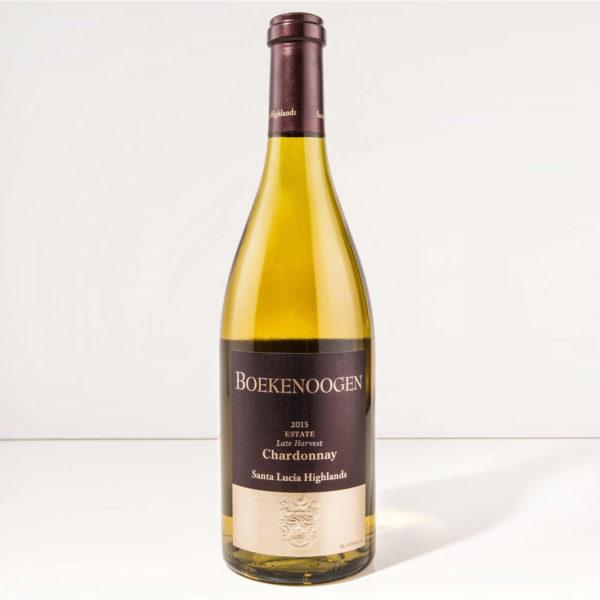 2016 Late Harvest Chardonnay